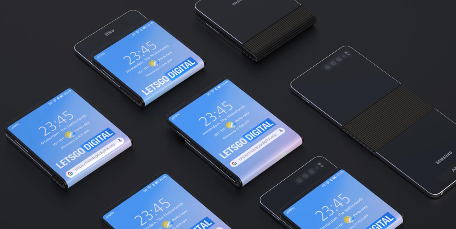 Samsung brettbar patent