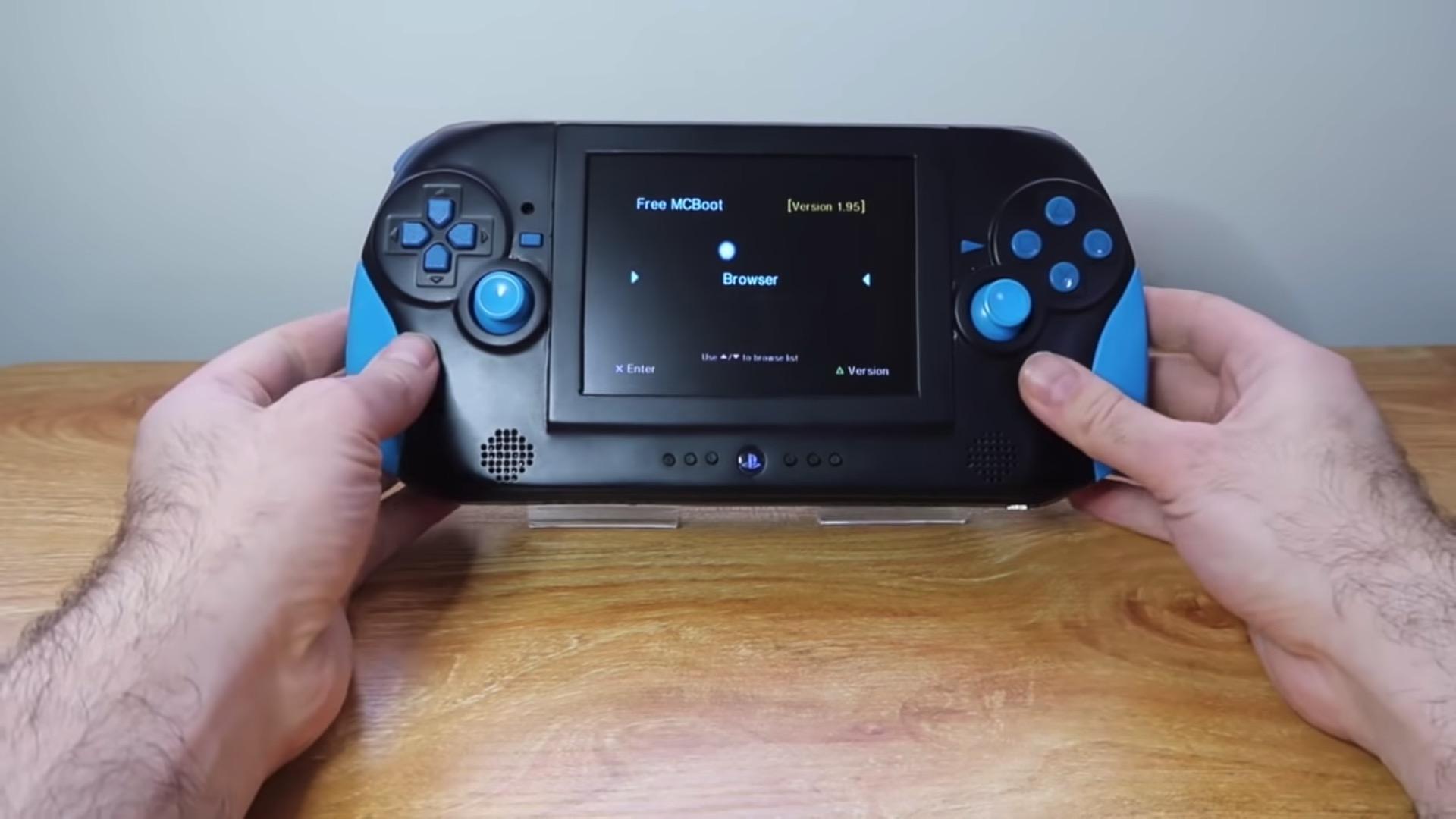 Portabel PS2