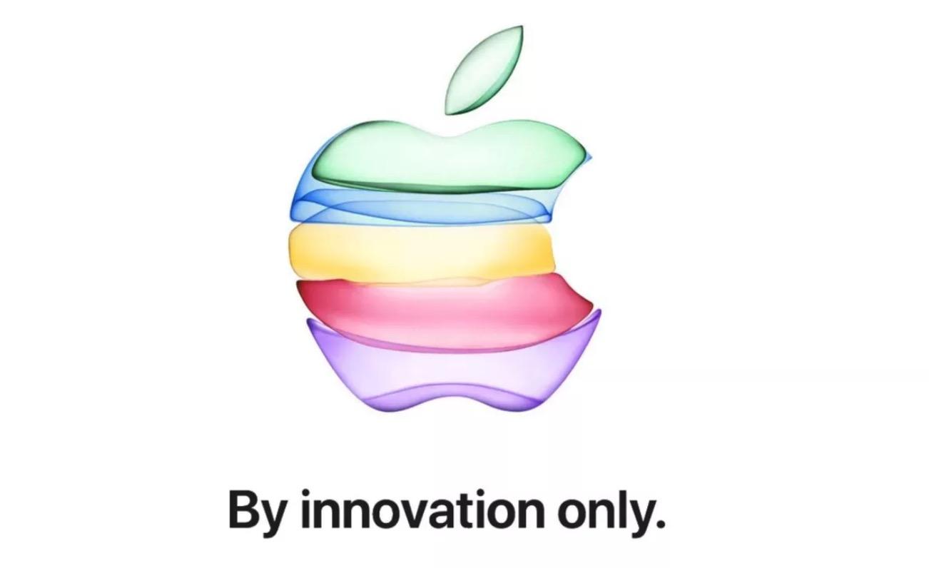 Apple event 10. september