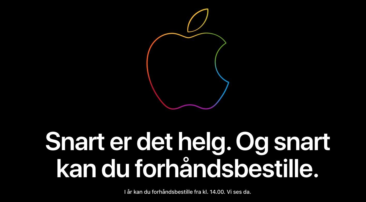 Apple nettbutikk