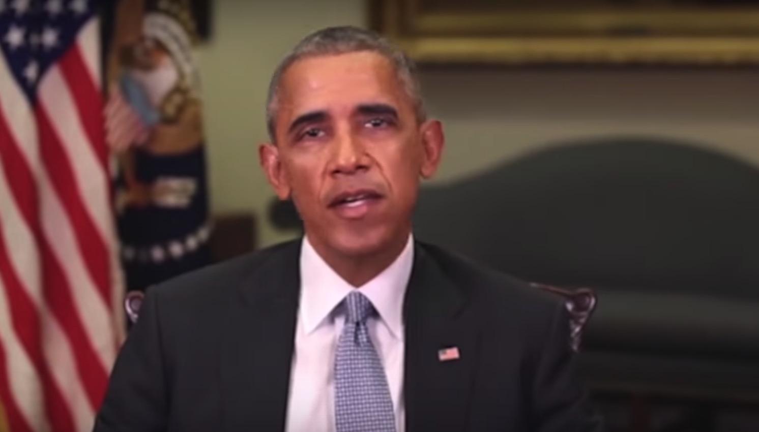 Deepfake Barack Obama