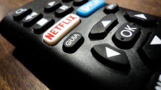 Netflix fjernkontroll
