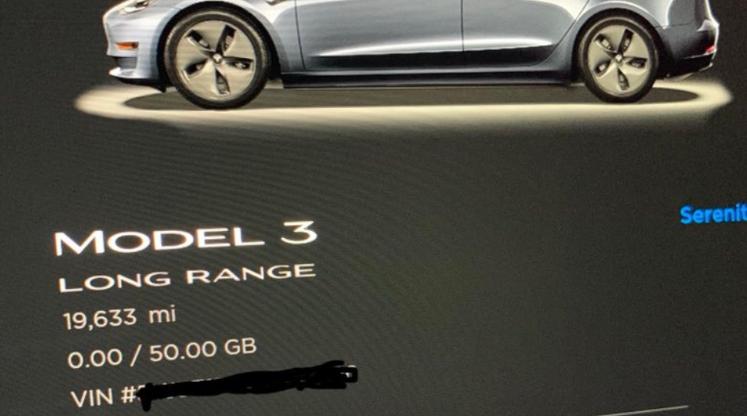 Tesla følger nøye med på databruken din fremover ITavisen