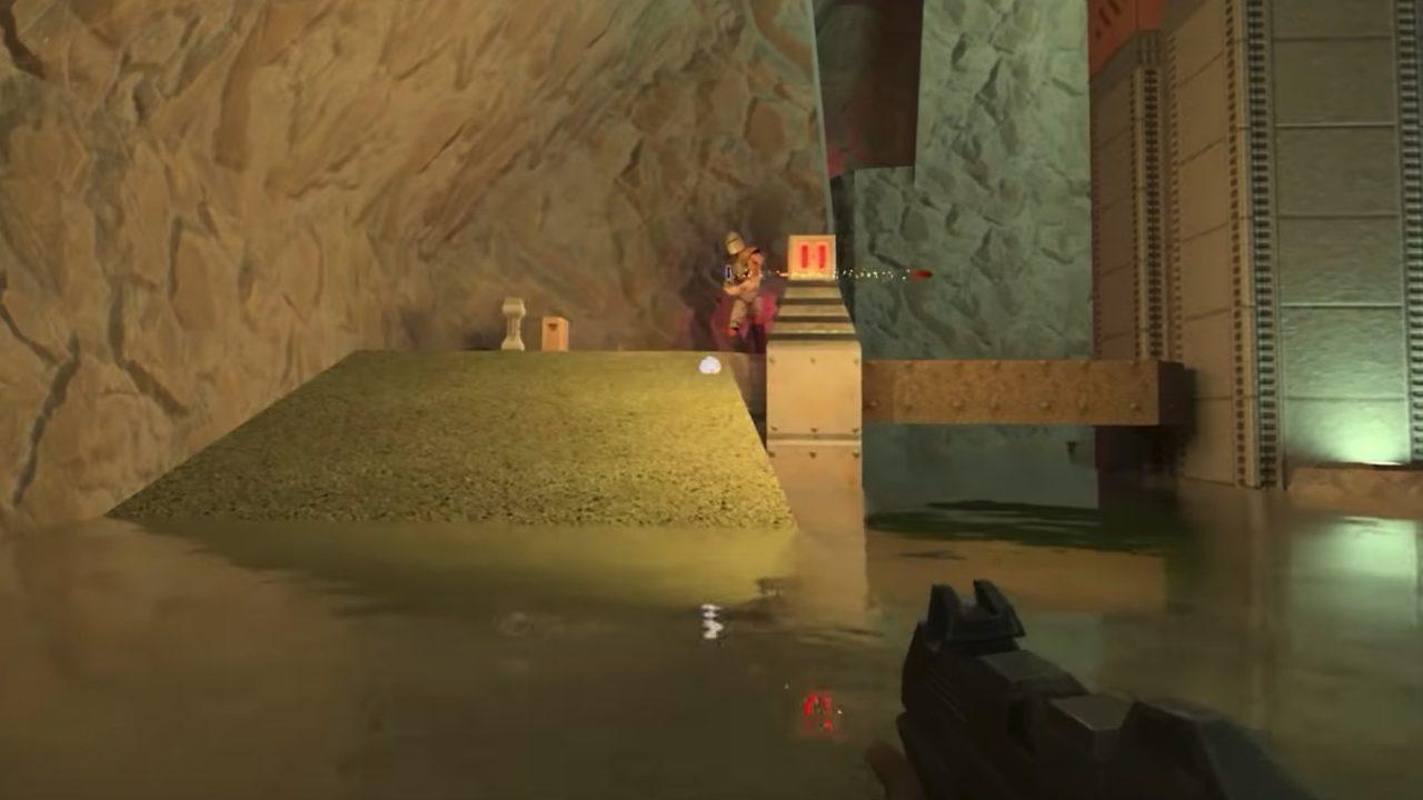 Nvidia Ray Tracing Quake 2
