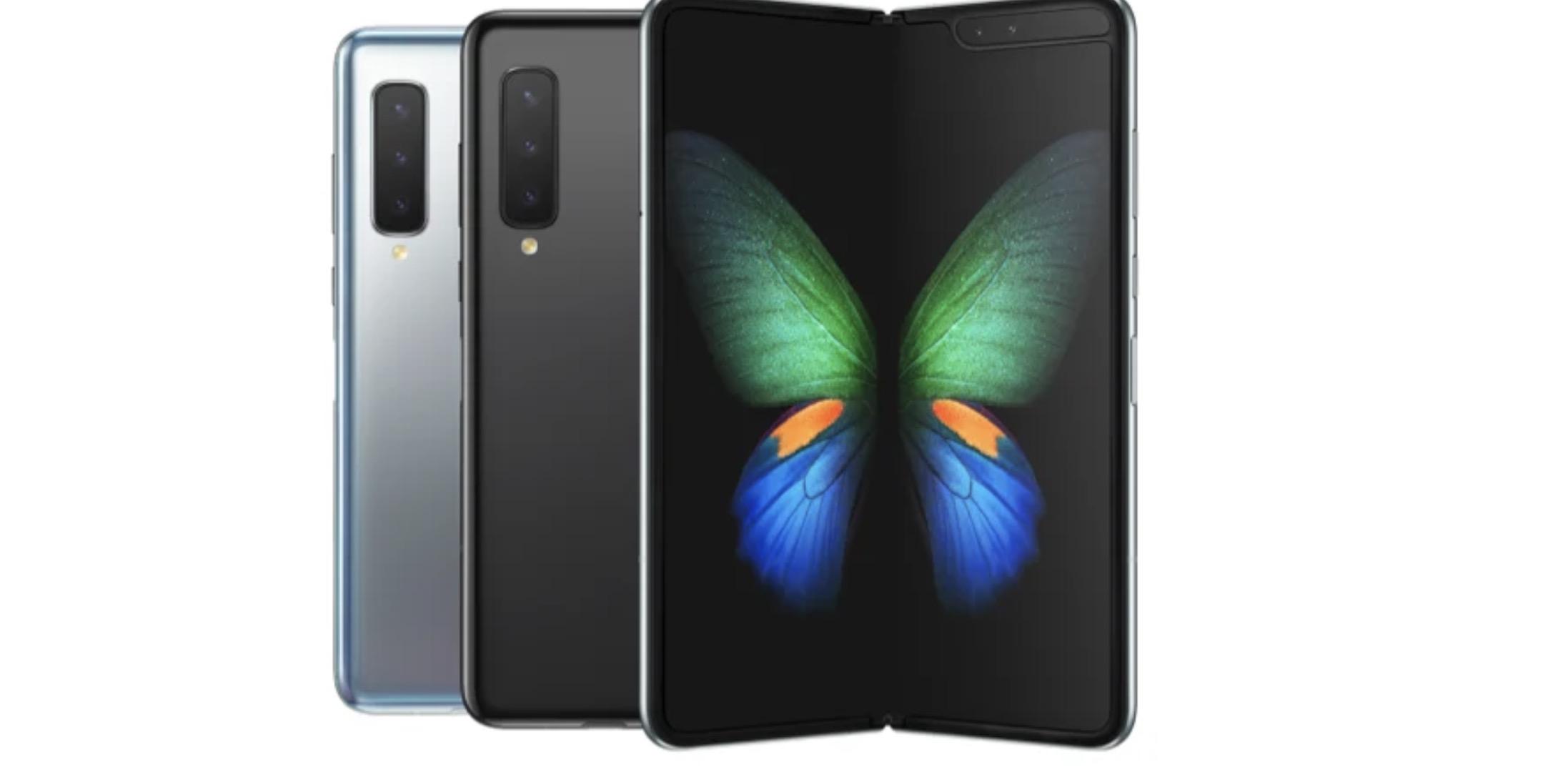 Samsung Galaxy Fold Norge a