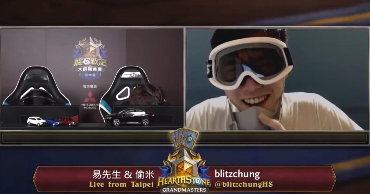 Hearthstone Blizzard Hongkong