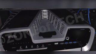 PS5 utviklersett første bilde