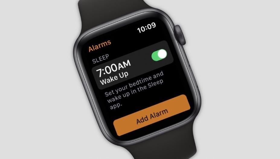 Apple Watch søvnsporing