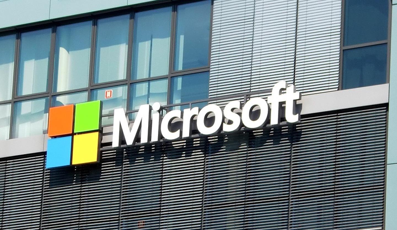 Microsoft fasade