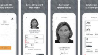 digitaltførerkort
