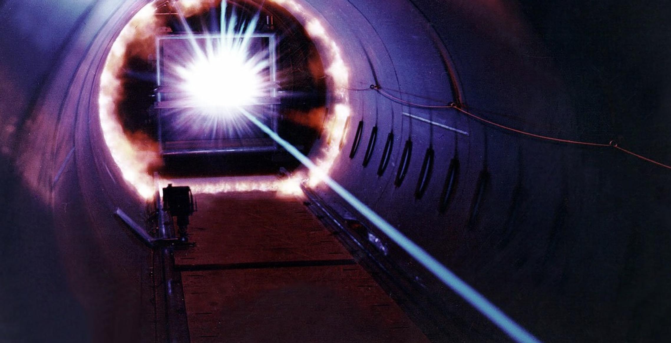Laser smarthøyttaler