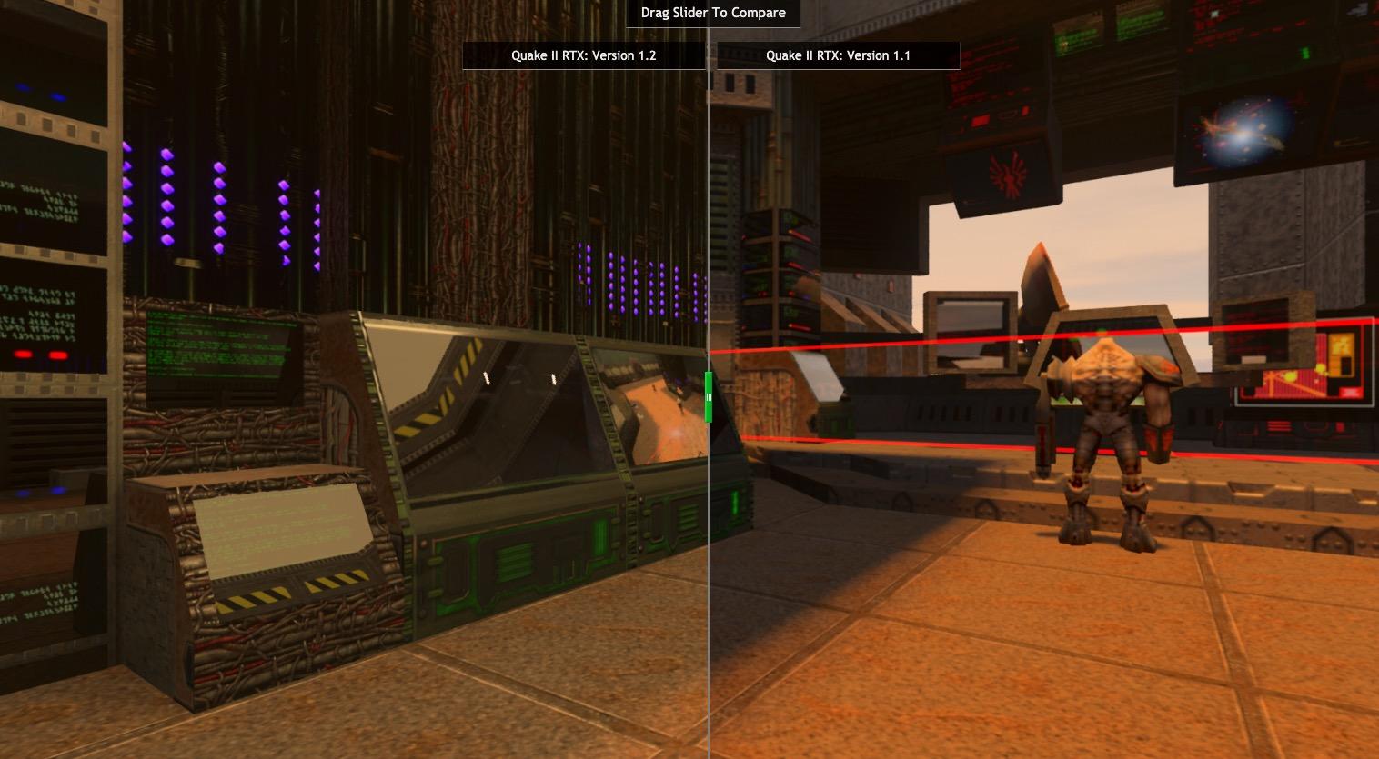 Quake NVIDIA