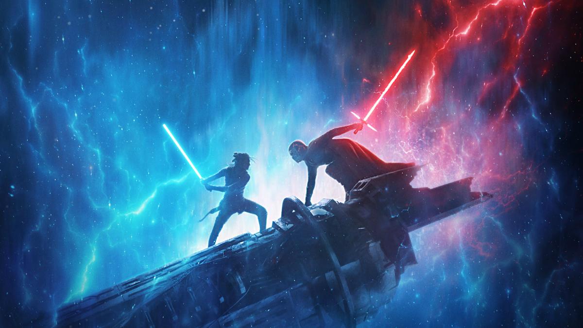 Disney Star Wars: Rise of Skywalker
