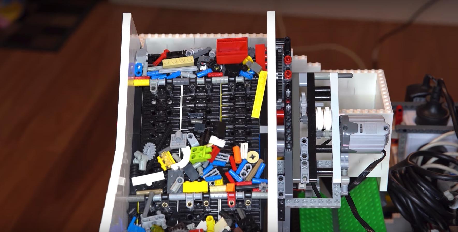 Lego maskin