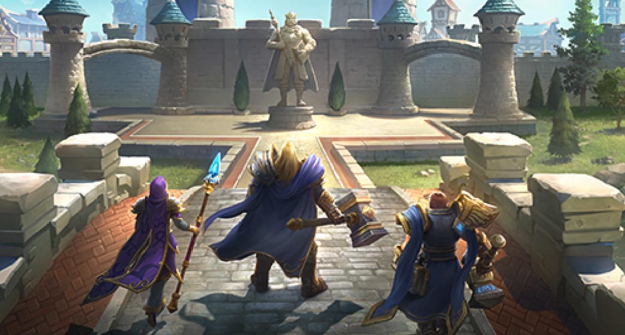 Warcraft 3 matchmaking