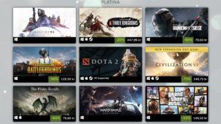 Dota 2 og CS GO er fortsatt to av de mest populære Steam-spillene.