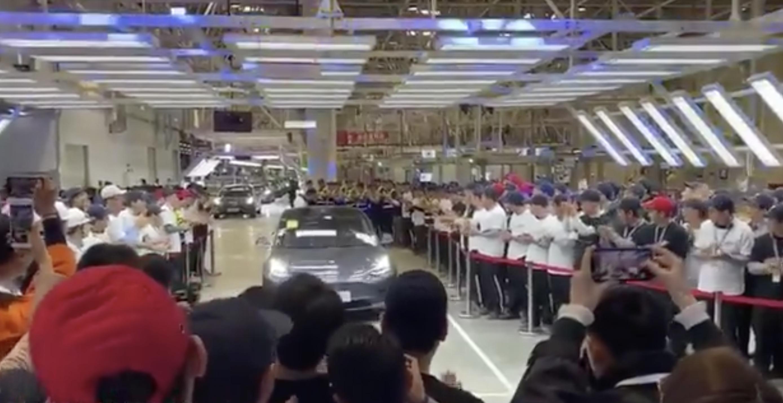 Tesla Gigafactory Kina