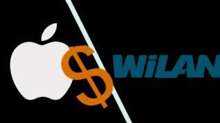Apple WiLan