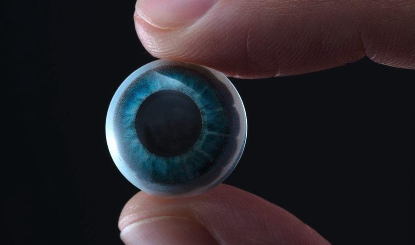 Mojo kontaktlinse