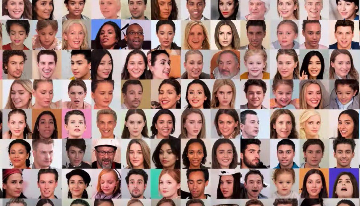 AI ansiktsgjenkjenning