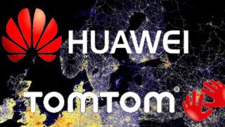 Huawei TomTom