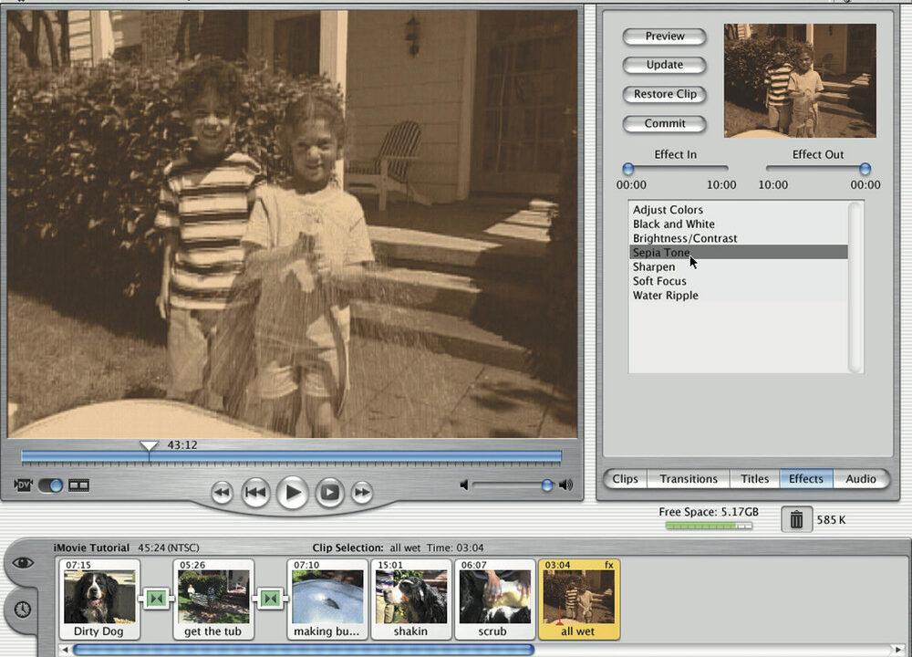 iMovie 2 2000