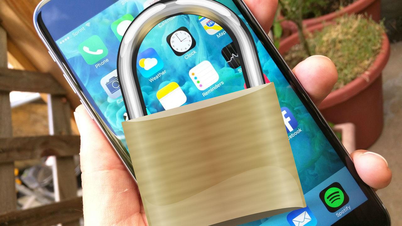 iPhone Google tofaktor