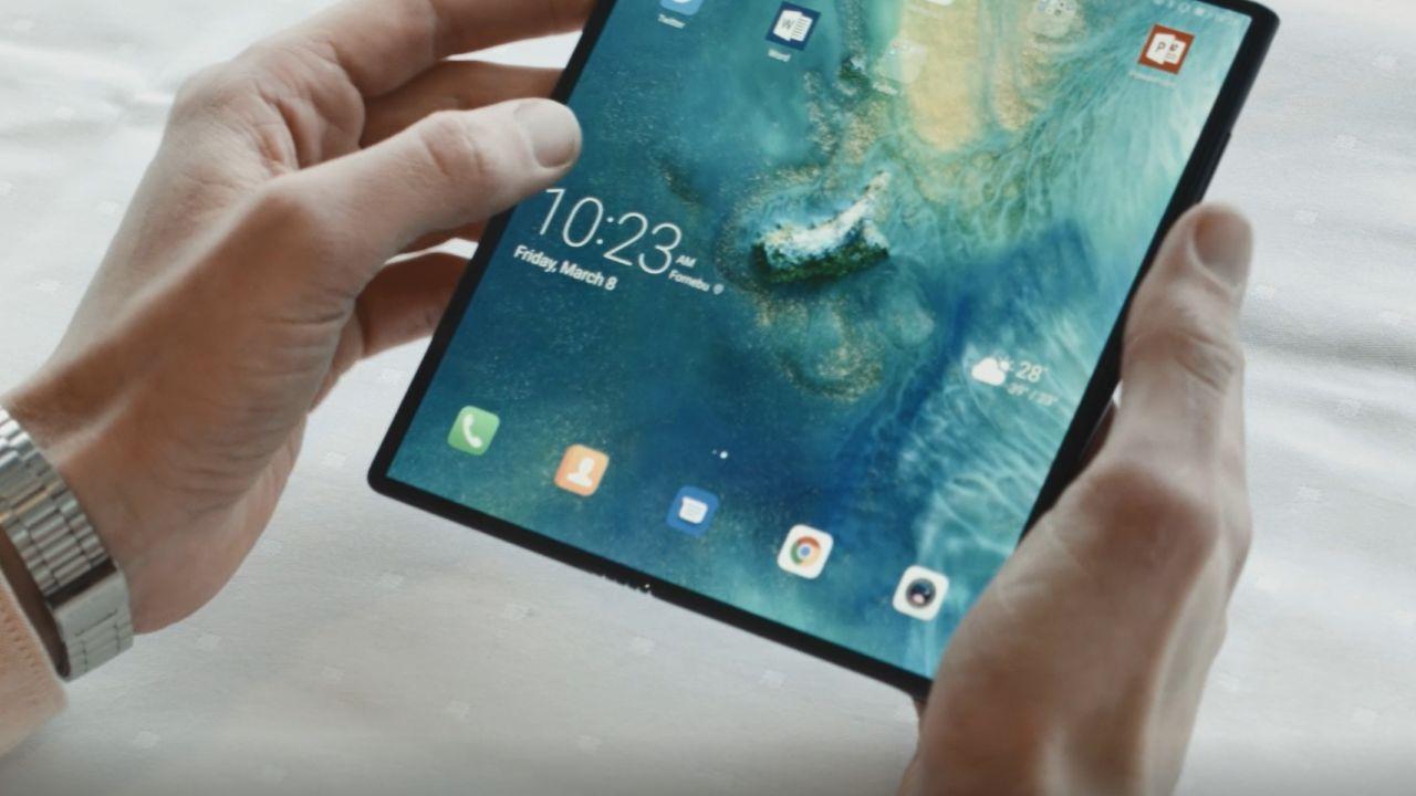 Huawei Mate X salgstall