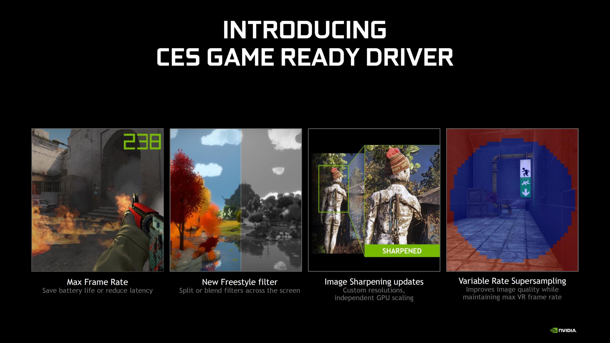 Nvidia Game Ready Driver