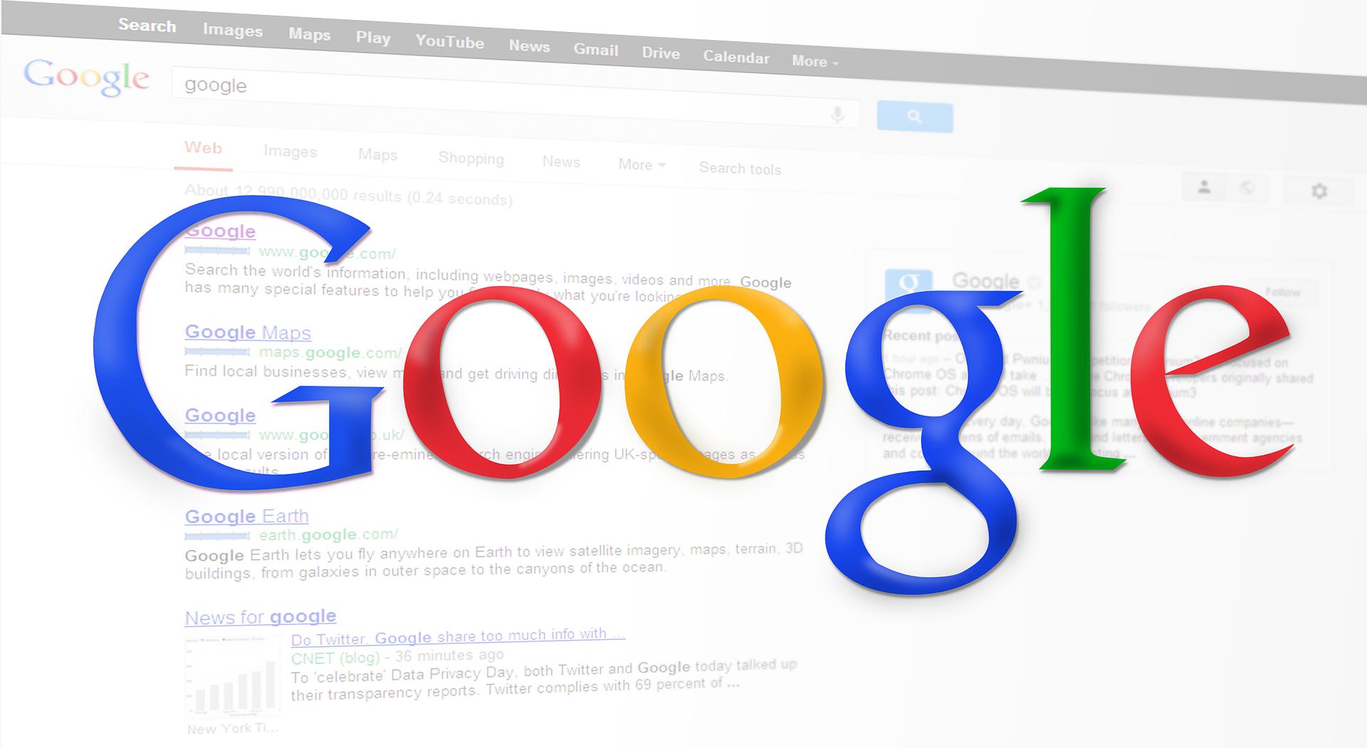 Google søkk