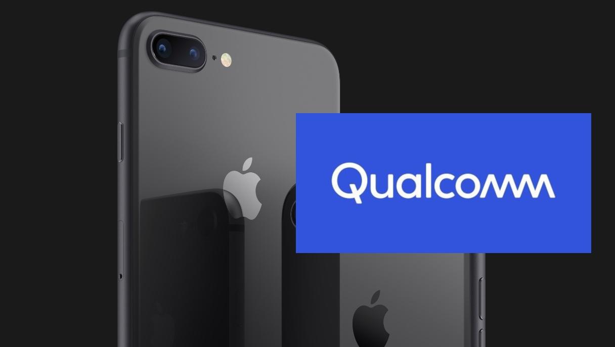 iPhone Qualcomm