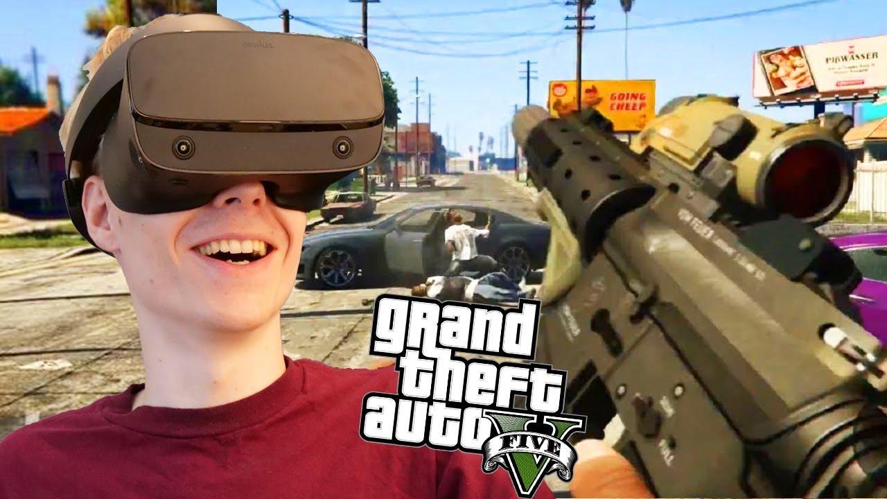 GTA V VR