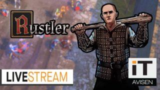 Rustler spill
