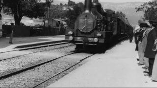 Film svart hvitt 1896