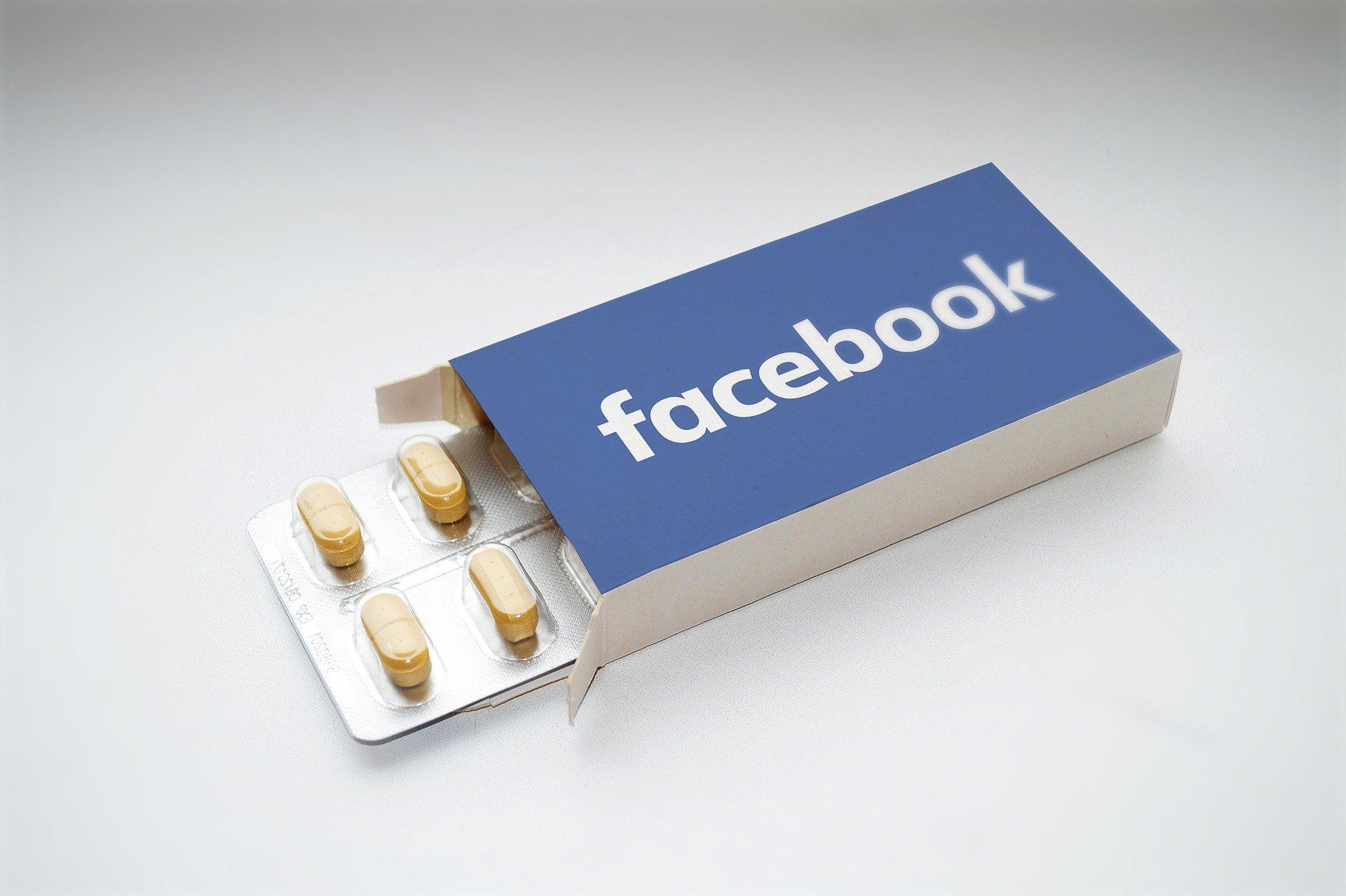 Facebook messe koronavirus