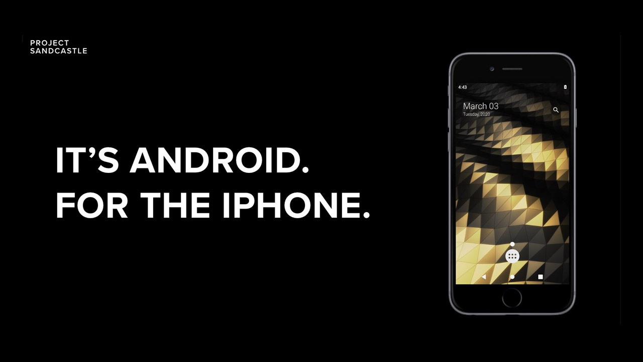 Vi gir etter og skriver «iPhone», men prinsippet er håpløst