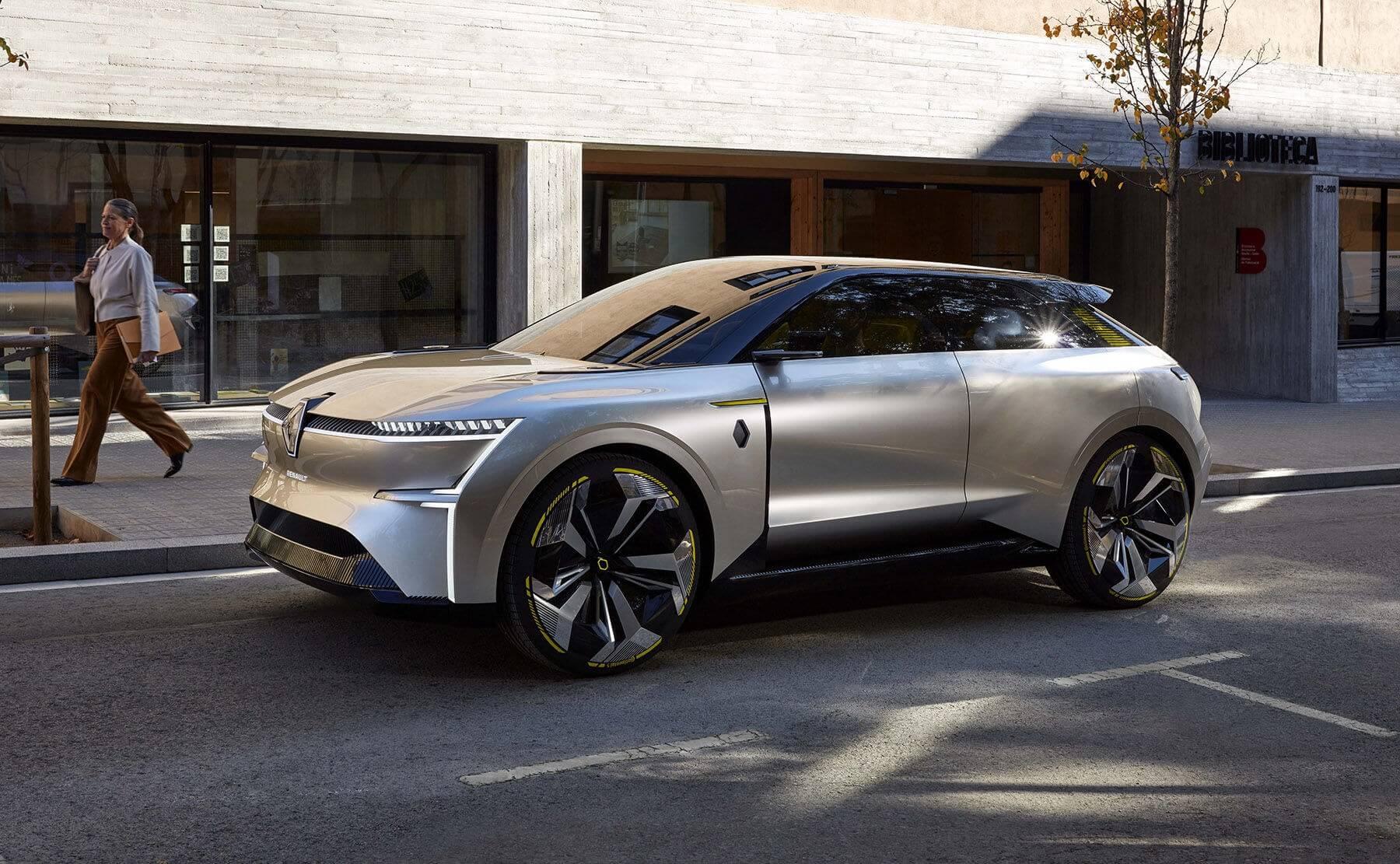 Renault konsept