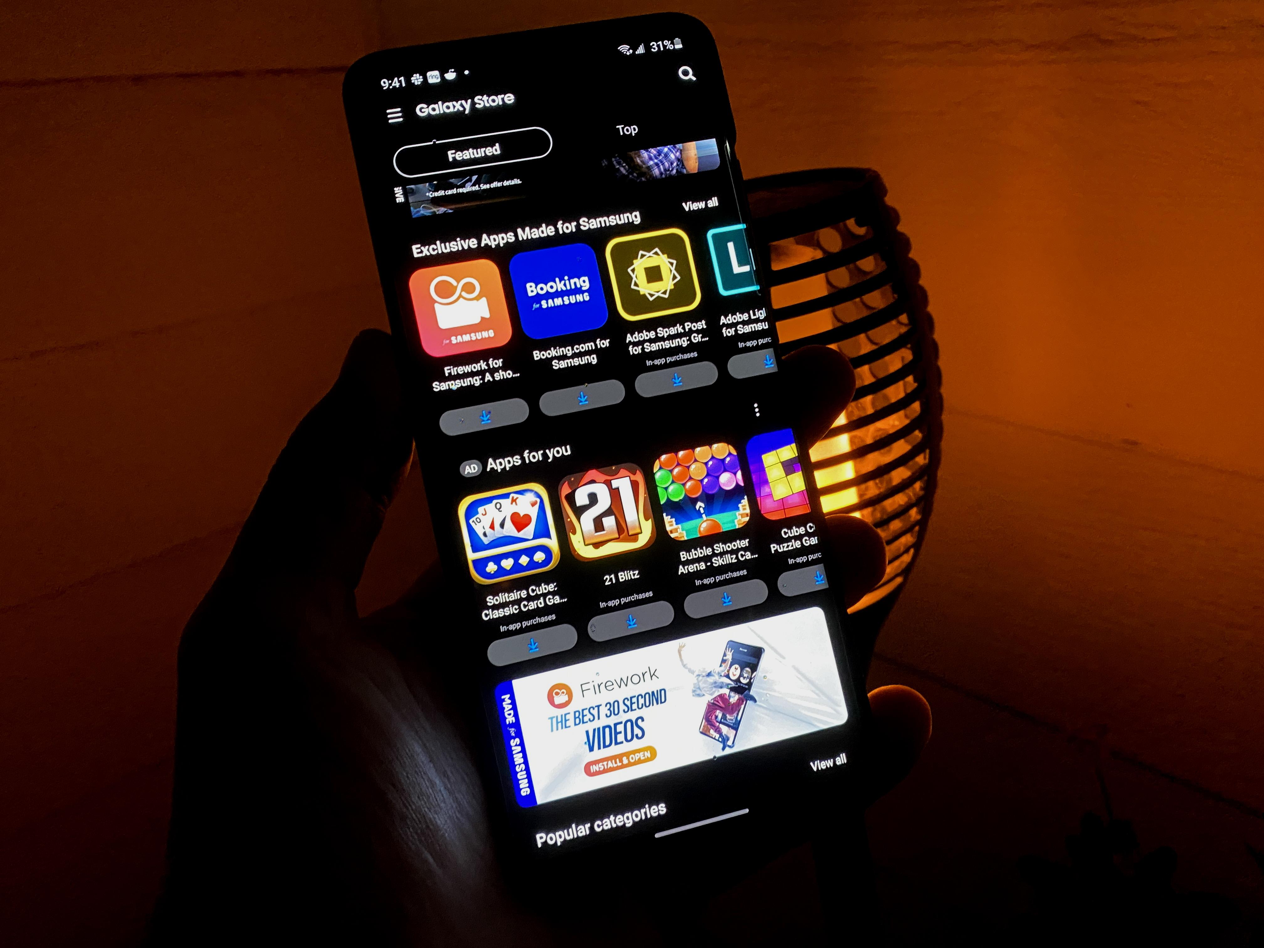 Ny Galaxy telefon med superrask lading avslørt etter Samsung