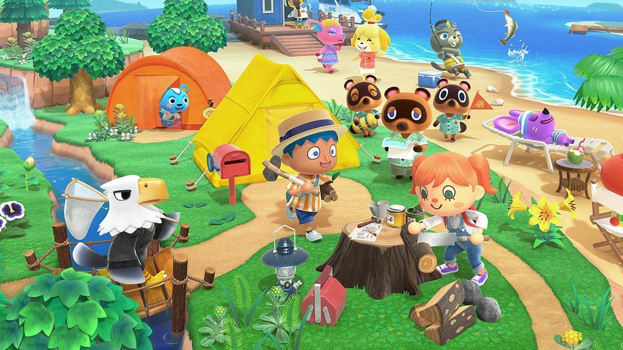 Toppbilde - Animal Crossing