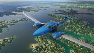 Microsoft Flight Simulator er fremdeles et stykke unna lansering. Spillet er nemlig i alpha-testing med inviterte testere.