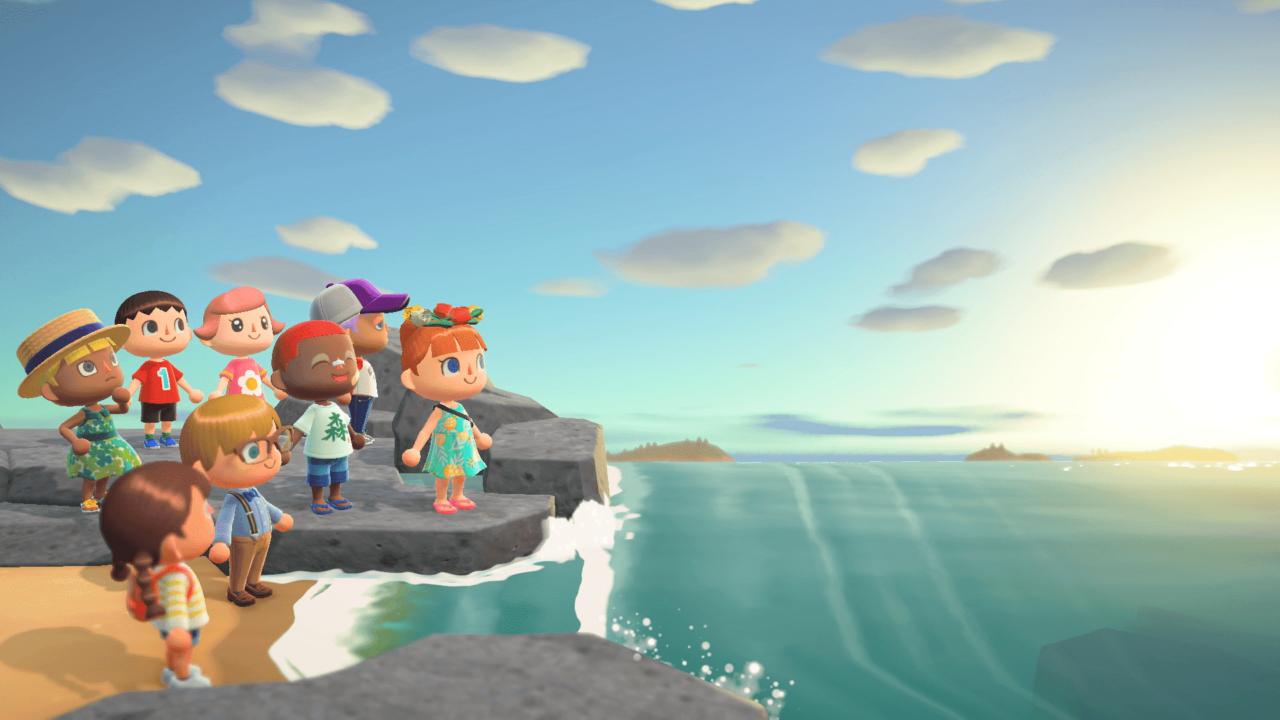 Du kan invitere flere venner på besøkt til øya di.