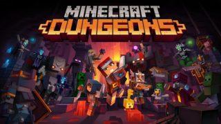 MinecraftDungeons