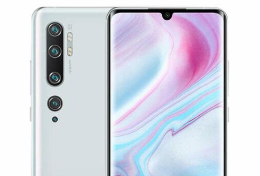 XiaomiMiNote10