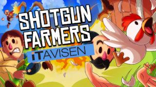 ITavisen strømmer i kveld Shotgun Farmers.