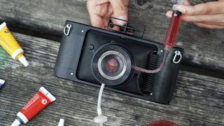 Lumography kamera