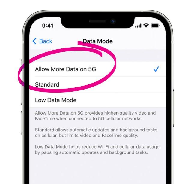 iphone12brukmerdata