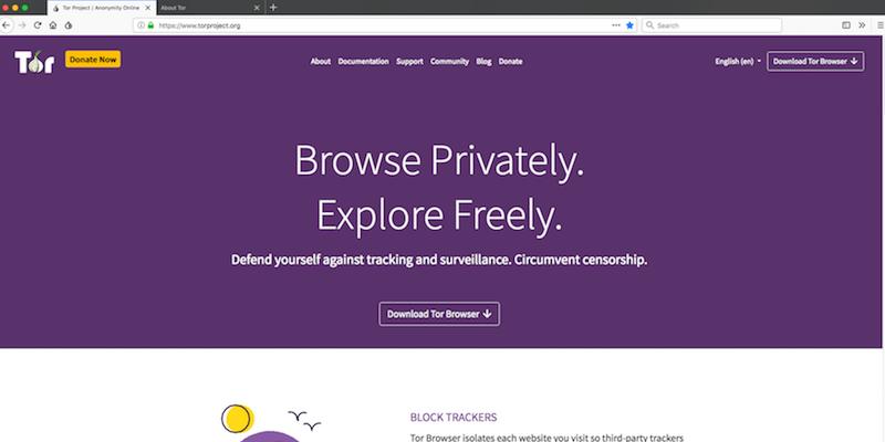 torbrowser gratis vpn