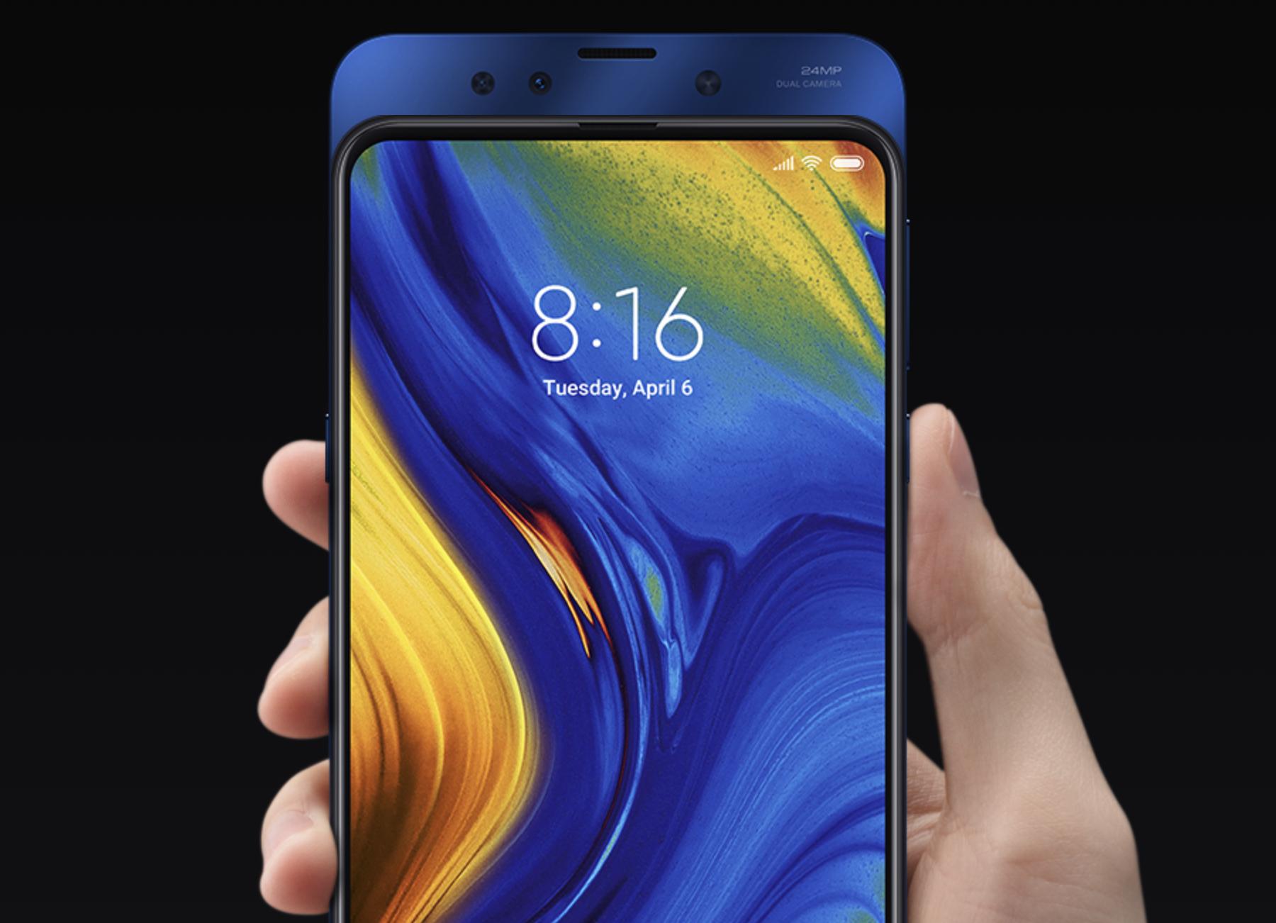 Xiaomimimix3