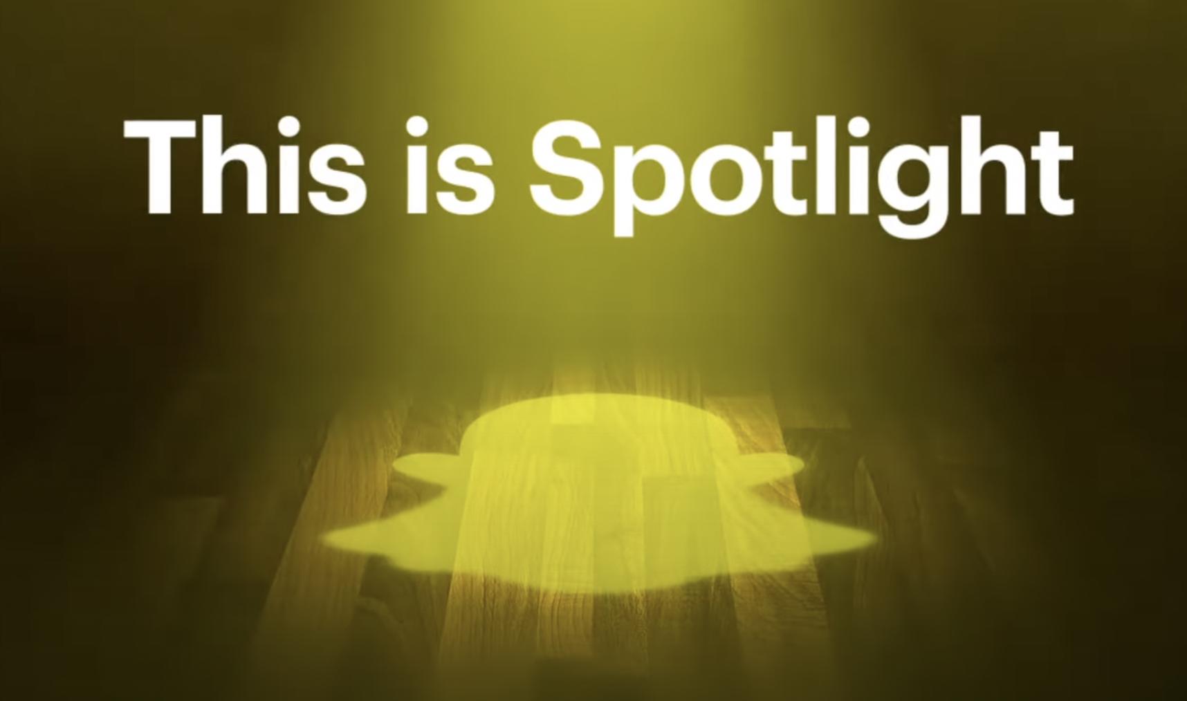 snapchatspotlight