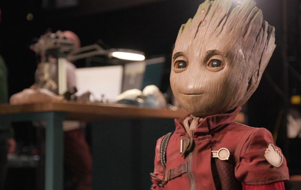 Baby Groot Project Kiwi